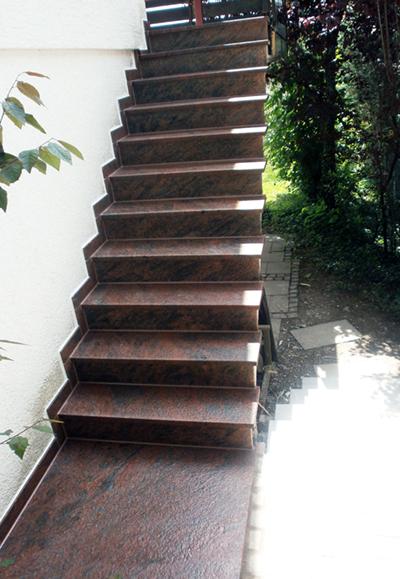 A. u. G. Bossert-Treppenaufbereitung-danach
