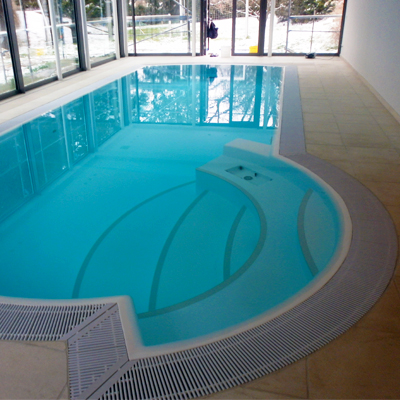 A. u. G. Bossert-Pforzheim-Fliesen-Grossprojekt-Schwimmbad