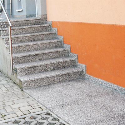 A. u. G. Bossert-Pforzheim-Fliesen-Treppen