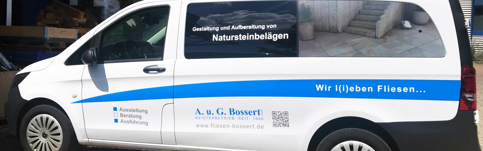 A. u. G. Bossert-Pforzheim-Fliesen-Furhpark