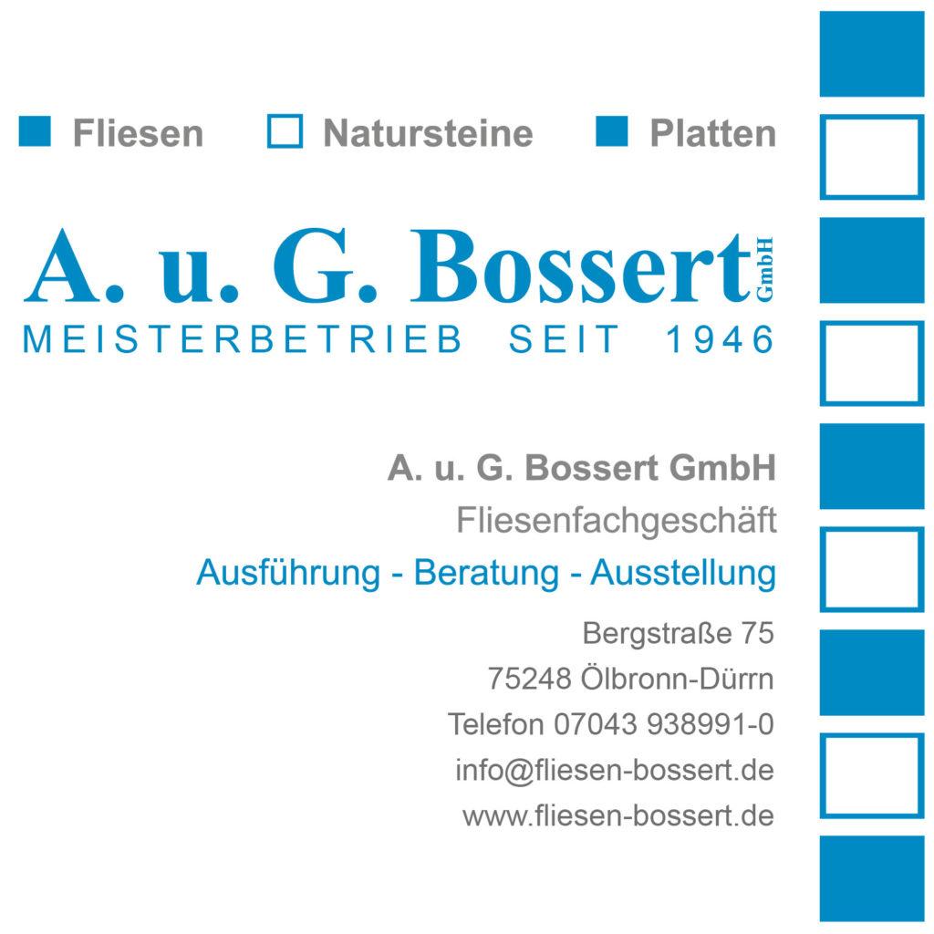 A. u. G. Bossert-Fliesenfachgeschaeft-Logo